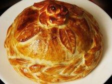 Фото готового блюда: Блинчатый курник