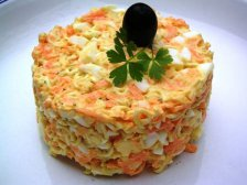 Главное фото рецепта Салат с вермишелью