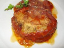 Фото готового блюда: Закуска из баклажанов