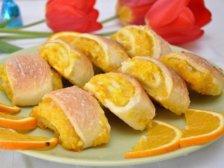 Фото готового блюда: Апельсиновое печенье