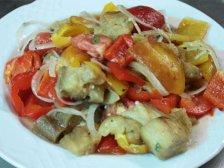 Фото готового блюда: Салат на углях