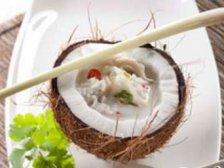 Фото готового блюда: Кокосовый суп