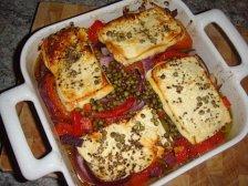 Главное фото рецепта Сыр с овощами