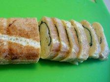 Фото готового блюда: Омлет с водорослями нори
