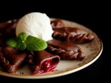 Главное фото рецепта Шоколадные вареники
