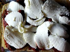 Фрикадельки с сыром и лавашом