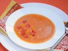 Фото готового блюда: Суп-пюре из перца