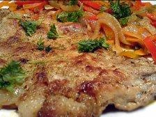 Фото готового блюда: Тушеные отбивные из говядины