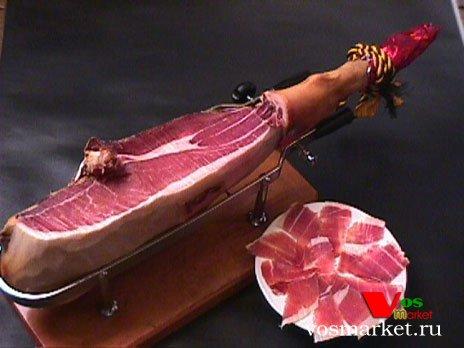 Хамон - вяленой свиной окорок