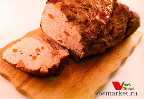 Нашпигованное мясо
