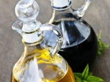 Бутылки с бальзамическим уксусом