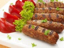 Главное фото рецепта Колбаски «Чевапчичи»