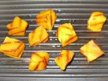 Фото к блюде Салат с тыквой-гриль