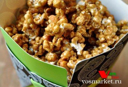 Фото готового блюда: Домашний попкорн