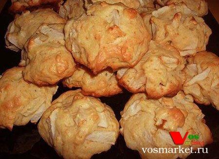 Фото готового блюда: Грушевое печенье