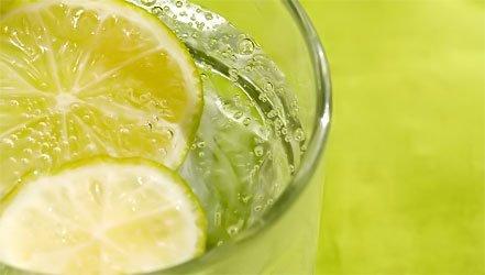 Физы - лимонный напиток