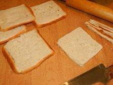 Фото к блюде Горячие бутерброды с сыром