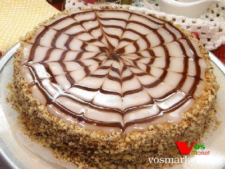 Фото готового блюда: Торт 'Эстерхази'