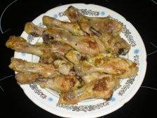 Главное фото рецепта Куриные голени в духовке