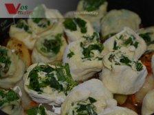 Фото приготовления Штрудель с картошкой