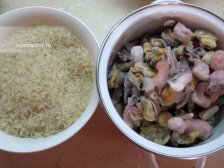 Фото к блюде Паэлья с морепродуктами