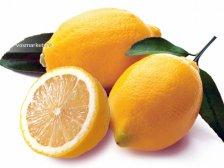 Фото к первому шагу приуготовлению рецепта Замороженный лимон
