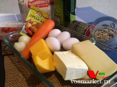 Продукты для выпечки хлеба в домашних условиях