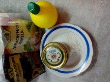 Фото к второму шагу приуготовлению рецепта Скумбрия в духовке