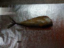 Фото к четвертому шагу приуготовлению рецепта Скумбрия в духовке