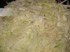 Фото к блюде Тушеная капуста