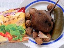 Фото к блюде Салат из свеклы