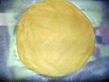 Фото к четвертому шагу приуготовлению рецепта Домашний торт из коржей