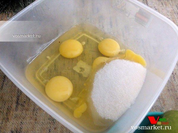 Бисквит на 7 яиц рецепт пошагово