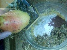Фото приготовления Пирог с грушей