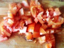 Фото к пятому шагу приуготовлению рецепта Котлеты-колечки куриные