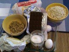 Фото приготовления Печенье из овсяных хлопьев