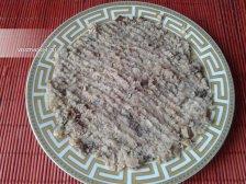 Фото приготовления Салат 'Мимоза' с консервами