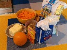 Фото к блюде Торт с морковью и тыквой