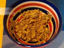 Фото к первому шагу приуготовлению рецепта Торт с морковью и тыквой