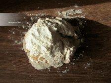 Фото к седмому шагу приуготовлению рецепта Лаваш домашний на сковородке