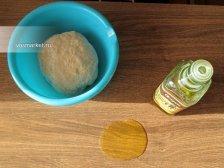 Фото к десятому шагу приуготовлению рецепта Лаваш домашний на сковородке