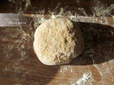 Фото к восьмому шагу приуготовлению рецепта Лаваш домашний на сковородке