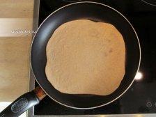 Фото к четырнадцатому шагу приуготовлению рецепта Лаваш домашний на сковородке
