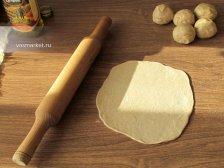 Фото приготовления Лаваш домашний на сковородке