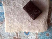 Фото приготовления Печенье с шоколадной начинкой