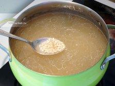 Фото к десятому шагу приуготовлению рецепта Суп рассольник