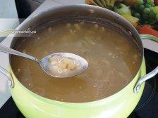 Фото к одиннадцатому шагу приготовлению рецепта Суп рассольник