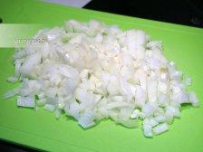 Фото к третьему шагу приуготовлению рецепта Запеканка картофельная с фаршем