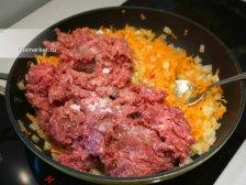 Фото приготовления Запеканка картофельная с фаршем
