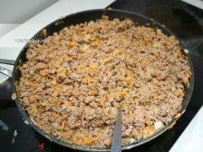 Фото к шестому шагу приуготовлению рецепта Запеканка картофельная с фаршем